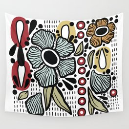 7225 Collection #1 Wall Tapestry
