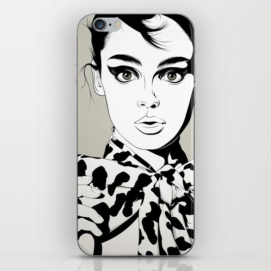 Uh! iPhone & iPod Skin