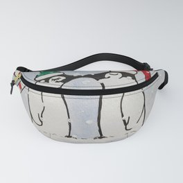 Winter Wonderland (Because Of You) Fanny Pack