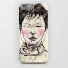 Chinese Girl iPhone 6s Slim Case