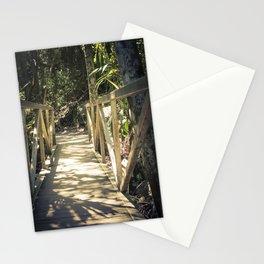 Nature Walk Footbridge Stationery Cards