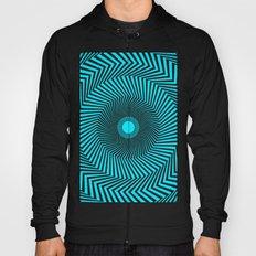 Circular Optical Illusion Hoody
