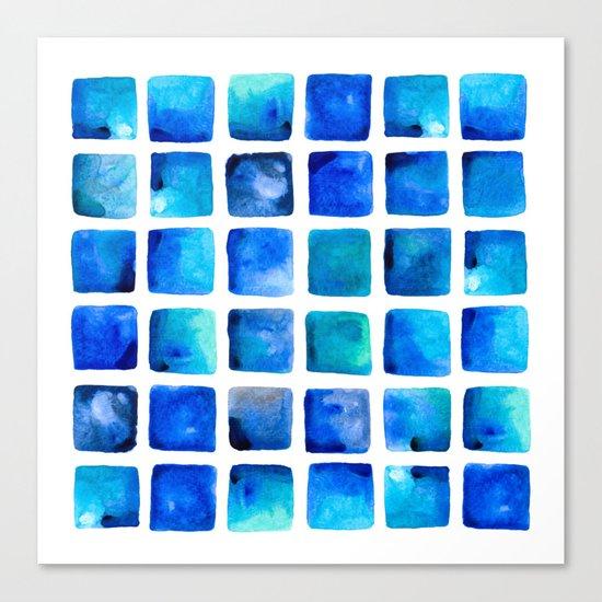 Deep Sea Canvas Print