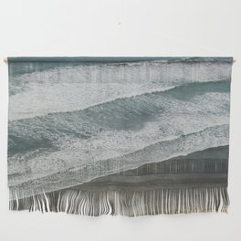 Waves on the Beach Wall Hanging