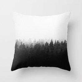 A Wilderness Somewhere Throw Pillow
