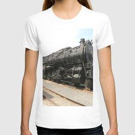 Steam Locomotive Number 5021 Sacramento T-shirt