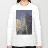philadelphia Long Sleeve T-shirts featuring Beautiful Philadelphia by khi'en
