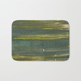 Dark green Bath Mat