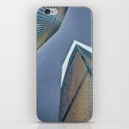 Twin Towers - 9/07/01 - Graphic 2 iPhone Skin