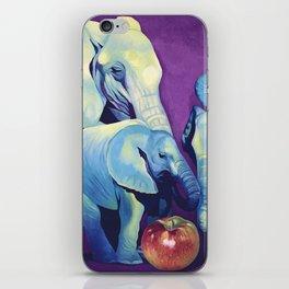 Elephat's Soccer iPhone Skin