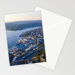 Seattle Washington Stationery Cards