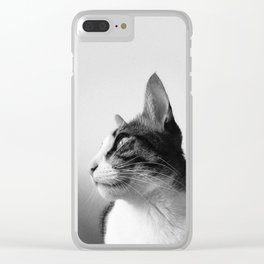 Thats my Cat !! 05 Clear iPhone Case