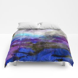 Dream Encounters No.12B by Kathy Morton Stanion Comforters