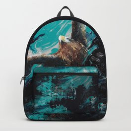 Soaring Through The Sky Backpack