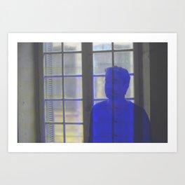 Irrecoverable Fragments - #7 Art Print
