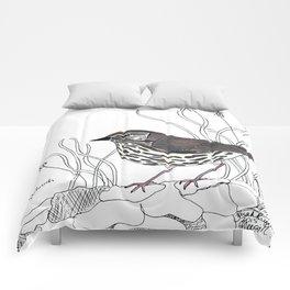 Northern Waterthrush Comforters