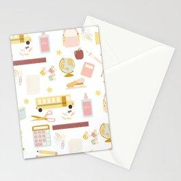 Teacher Essentials Pattern 1 Stationery Cards