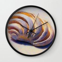 Imperial Venus Sea Shell Wall Clock
