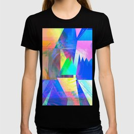 Pastel City Dreamscape T-shirt