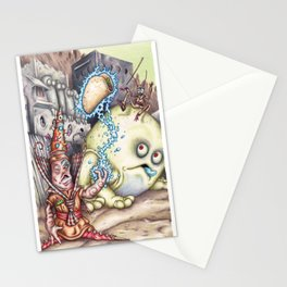 Hocus Poker Stationery Cards