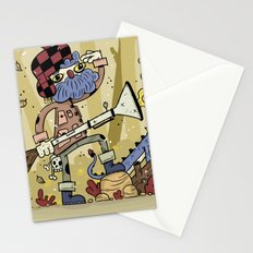 Wild hunt Stationery Cards