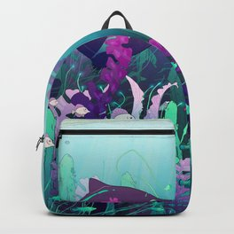 Deep down in the water Backpack