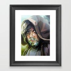SW#62 Framed Art Print