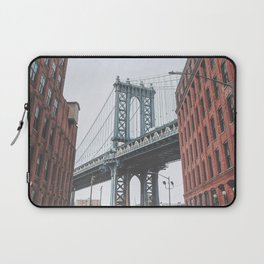 Dumbo Brooklyn New York City Laptop Sleeve