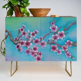 cherry blossom Credenza