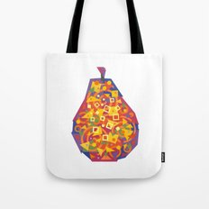 Pear (Poire) Tote Bag