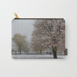 Public Garden snow Carry-All Pouch