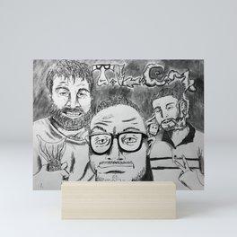 TLC Crew Mini Art Print