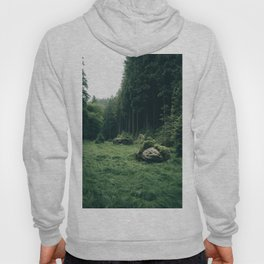 Forest Field - Landscape Photography Hoody