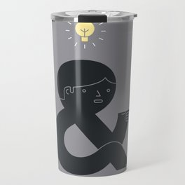 An Idea Travel Mug