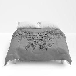 The Road So Far Comforters