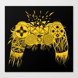 out-of-controller Canvas Print