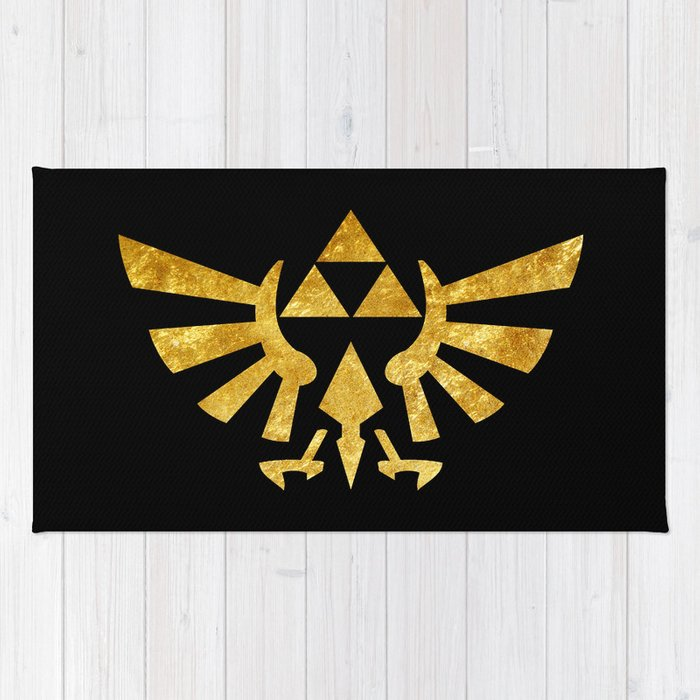 hylian crest by MagicMushroomTony on DeviantArt