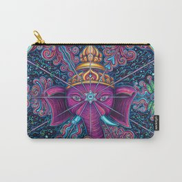 Eye of Ganesh Carry-All Pouch