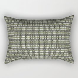 Cactus Garden Knit 1 Rectangular Pillow
