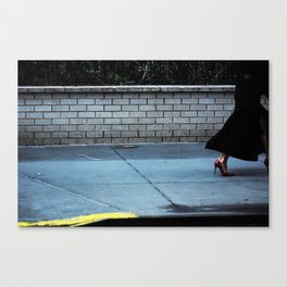 The Devil Wears Prada Canvas Print