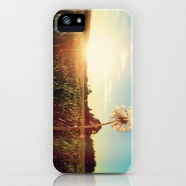 Just Dandy iPhone Case