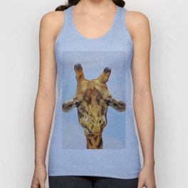 Impressive Animal - Giraffe 2 Unisex Tank Top