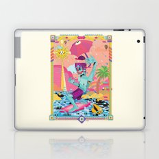 surfeur Laptop & iPad Skin