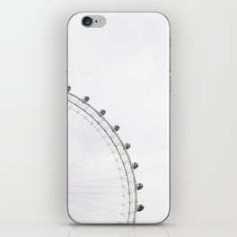 London Eye Monochrome iPhone Skin