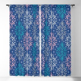 Luxury Vintage Pattern 11 Blackout Curtain