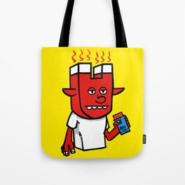 enigmatic todd Tote Bag
