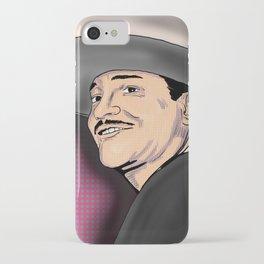 Javier Solis iPhone Case