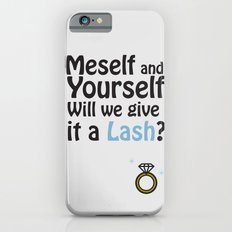 Will We Give It a Lash? iPhone 6s Slim Case