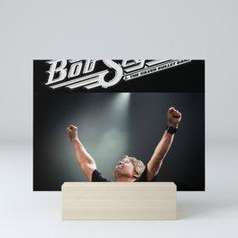 BOB SEGER AND BAND TOUR DATES 2019 CUMI CUMI Mini Art Print