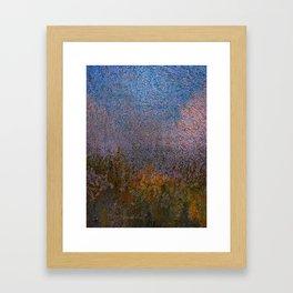 030 Framed Art Print